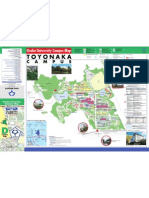 Toyonaka Map