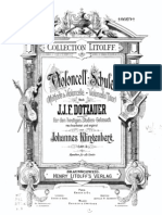 IMSLP193553-PMLP57843-Dotzauer - Cello Tutor Vol. 2 Score