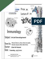 Immuno . Lec 12