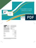Financiamiento Electoral y Rendición Cuentas