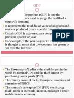 GDP AND NNP