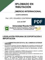 Diapositivas de Comercio Internacional 4 Jun 2007
