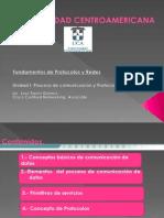 Unidad I Protocolos de Redes