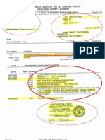 Okaloosa Sheriff Investigator Roberta Holloway CORRUPTION-FALSE-ARREST