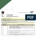 SAP FS00 Tutorial