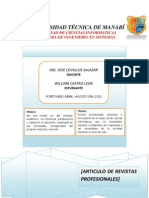 5.Articulos Profesionales de Revista
