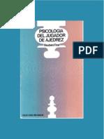 Psicología del jugador de ajedrez - Reuben Fine