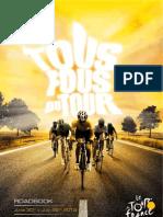 Tour de France routebook