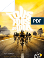 Tour de France routebook