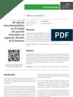 Utilidad de la ecografía del aparato musculoesquelético en el manejo del paciente atraumático en urgencias