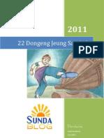 22 Dongeng & Sasakala Sunda