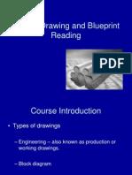 Aircraft Drawing and Blueprint Reading (en)