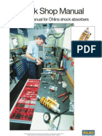 Ohlins General Workshop Manual