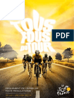 Tour de France reglement