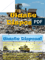 Villanueva Waste Disposal 2
