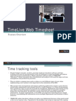 Time Live Feature Tour