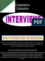 Day 2 Interviews