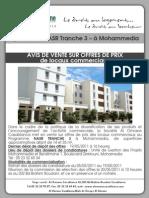 Avis Nasr t3 Francais