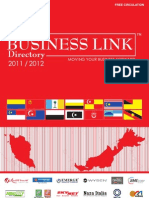 Malaysia Business Link Directory 2011/2012 Edition