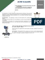 testing equipments for bitumen