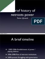 Netroots UK 2012 Presentation