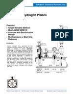hydrogen probe