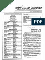 DCL nº 130 de 15 de julho de 2011