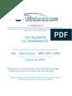 004 - Mp3 Mp4 Mp5 - Lectores Mp4 - Ut
