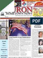 Huron Hometown News - June 28, 2012