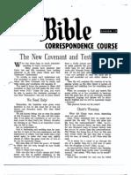 AC Bible Corr Course Lesson 19 (1965)