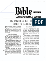 AC Bible Corr Course Lesson 20 (1959)