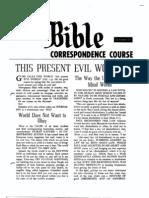 AC Bible Corr Course Lesson 21 (1959)