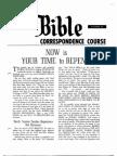 AC Bible Corr Course Lesson 23 (1960)
