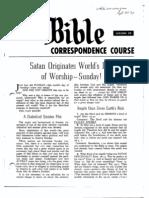 AC Bible Corr Course Lesson 29 (1963)