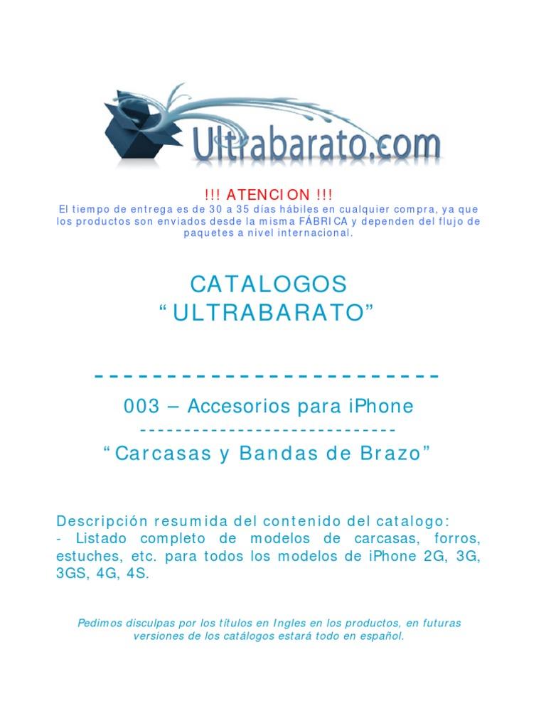d637ea10945 003 - Accesorios Para iPhone - Carcasas y Bandas de Brazo - UT