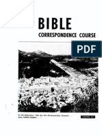 AC Bible Corr Course Lesson 42 (1965)