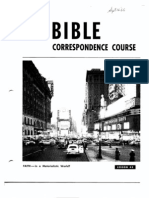 AC Bible Corr Course Lesson 43 (1966)