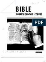 AC Bible Corr Course Lesson 49 (1967)