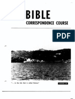 AC Bible Corr Course Lesson 50 (1968)