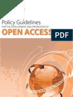 Unesco Policy o a 6 Aprile 2012