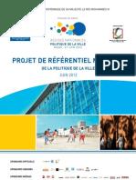 PROJET DE RÉFÉRENTIEL NATIONAL