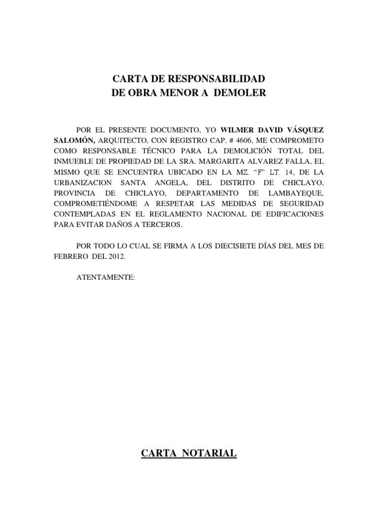 Modelo De Carta De Autorizacion Para Otra Persona T Carta De