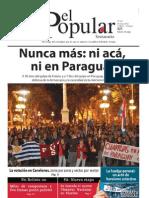 El Popular N° 188 - 29/6/2012
