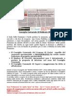 Munnezza La Nuova Organizzazione Nella Gestione e Raccolta Rifiuti a Isola Delle Femmine Progetto Golfo Di Carini Ing Bonuso PDF
