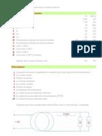 Calcolo Del Trasformatore 50 KVA