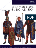 Imperial Roman Naval Forces31 BC AD500
