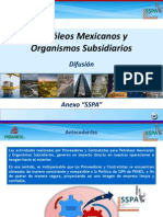 Comunicacion Anexo SSPA Proveedores.contratistas