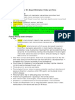 Fundamentals of Nursing outline Chapter 46 potter and perry