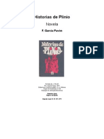 Garcia Pavon Francisco - Historias de Plinio