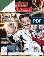 PhysicsQuest2008.Nikola.tesla.pt.1